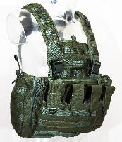 Chest Rig MKII Kaki Tasmanian Tiger