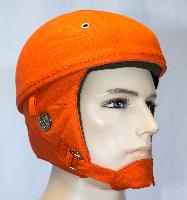 Casque Gueneau orange TAP original.