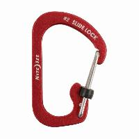 Mousqueton SlideLock Carabiner # 4